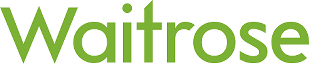 Waitrose logo and link