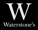 Waterstone's logo and link
