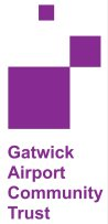 Gatwick Community Trust logo and link