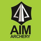 Aim Archery logo and link